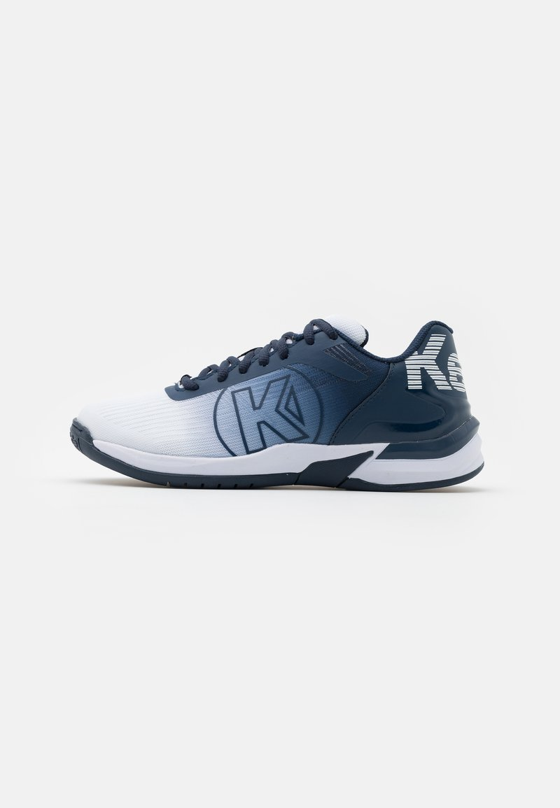 Kempa - ATTACK THREE 2.0 - Håndboldsko - white/navy