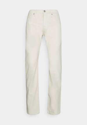 JJIMIKE JJORIGINAL - Jeans straight leg - ecru