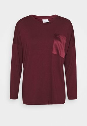 RUTH - Long sleeved top - port royale