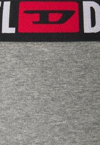 Diesel - DAMIEN 3 PACK - Culotte - black/grey/red - 6