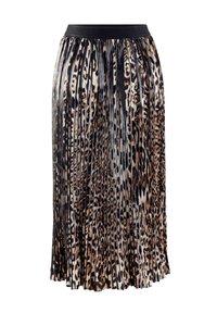 Alba Moda - A-line skirt - braun schwarz - 2