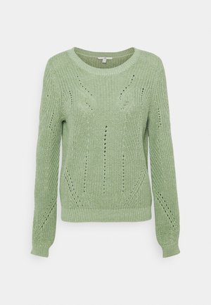 Jumper - light green