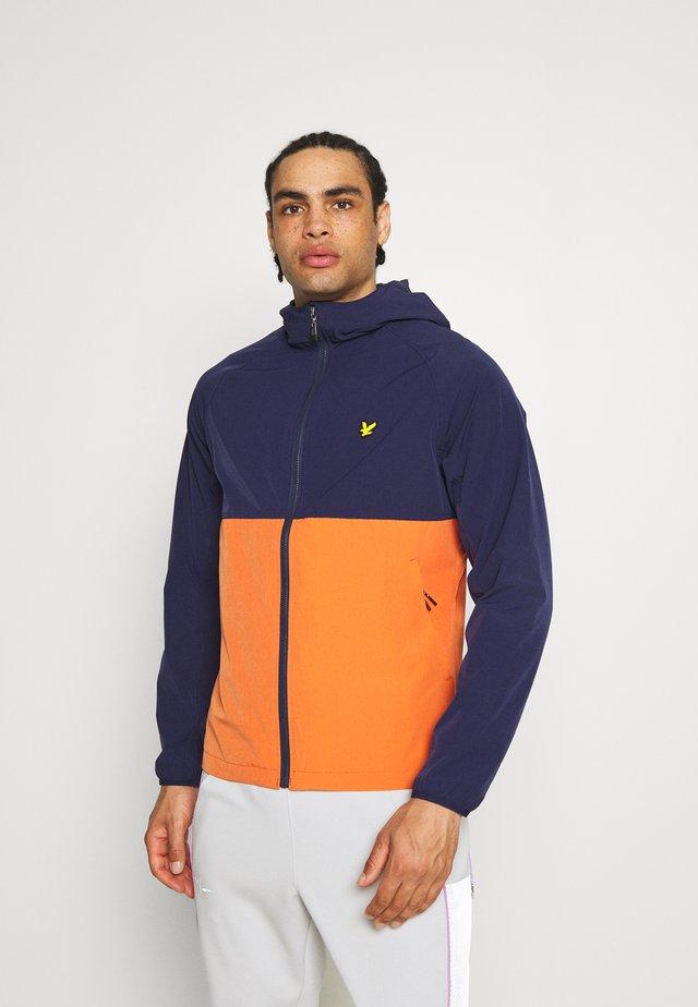 VENTURE - Outdoor jacket - navy