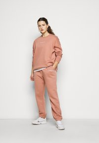 Missguided Plus - BASIC  - Sweatshirt - mauve - 1