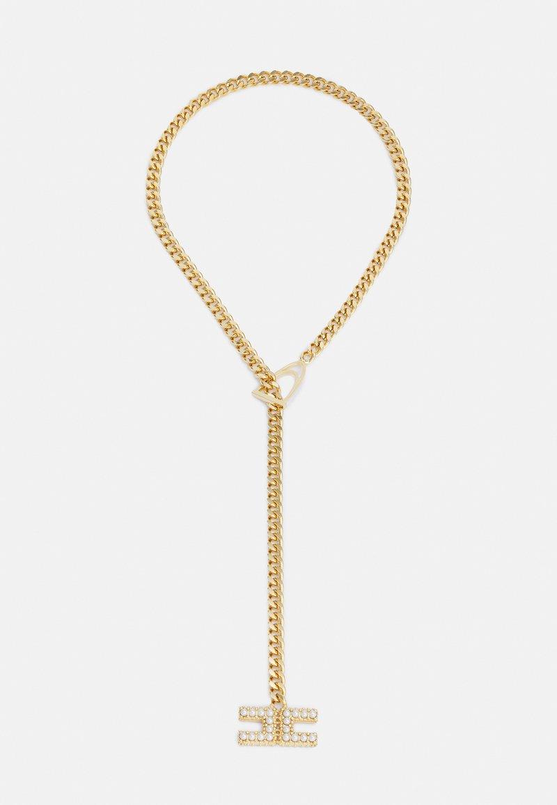 Elisabetta Franchi - WOMEN'S NECKLACE - Necklace - oro giallo