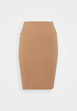 PENNY  - Pencil skirt - woodsmoke