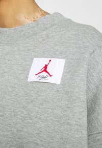 Jordan - FLIGHT CREW - Sweatshirt - grey heather - 5