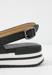 MAHONY - CLONE - Platform sandals - black - 2