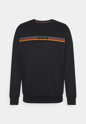 GENTS TRACK TOP - Sweatshirt - black