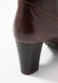 Anna Field Select - LEATHER PLATFORM BOOTS - Stivali con plateau - brown - 2