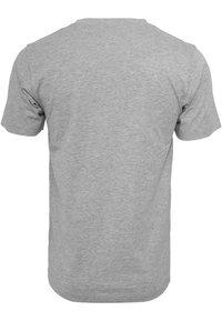 Mister Tee - POPEYE BARBER SHOP - Print T-shirt - heather grey - 1