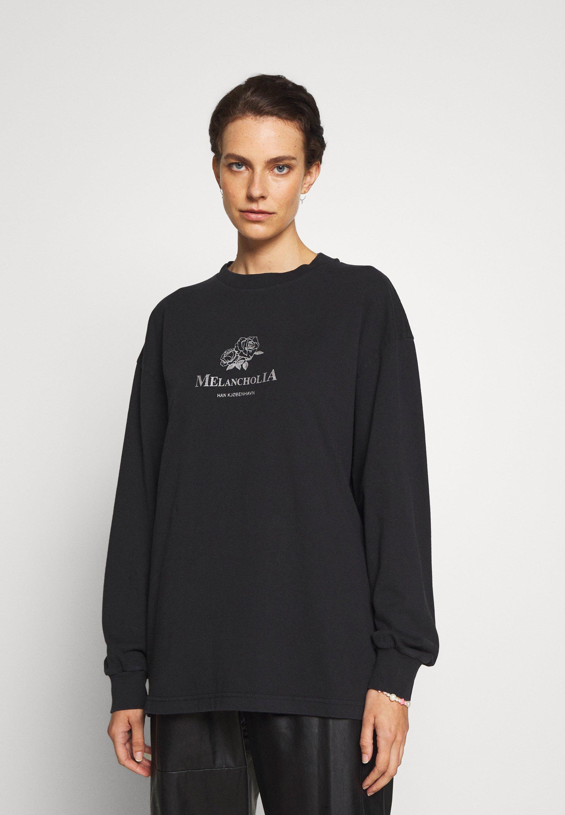 Women BOXY TEE LONG SLEEVE - Long sleeved top