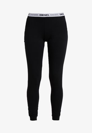 TROUSERS - Pyjama bottoms - black