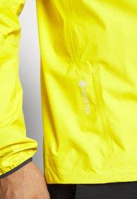 Haglöfs - JACKET MEN - Hardshell jacket - signal yellow - 5