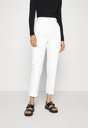 SABINE PANT - Slim fit jeans - ivory
