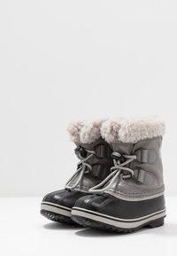 Sorel - YOOT PAC - Winter boots - quarry/dove - 3