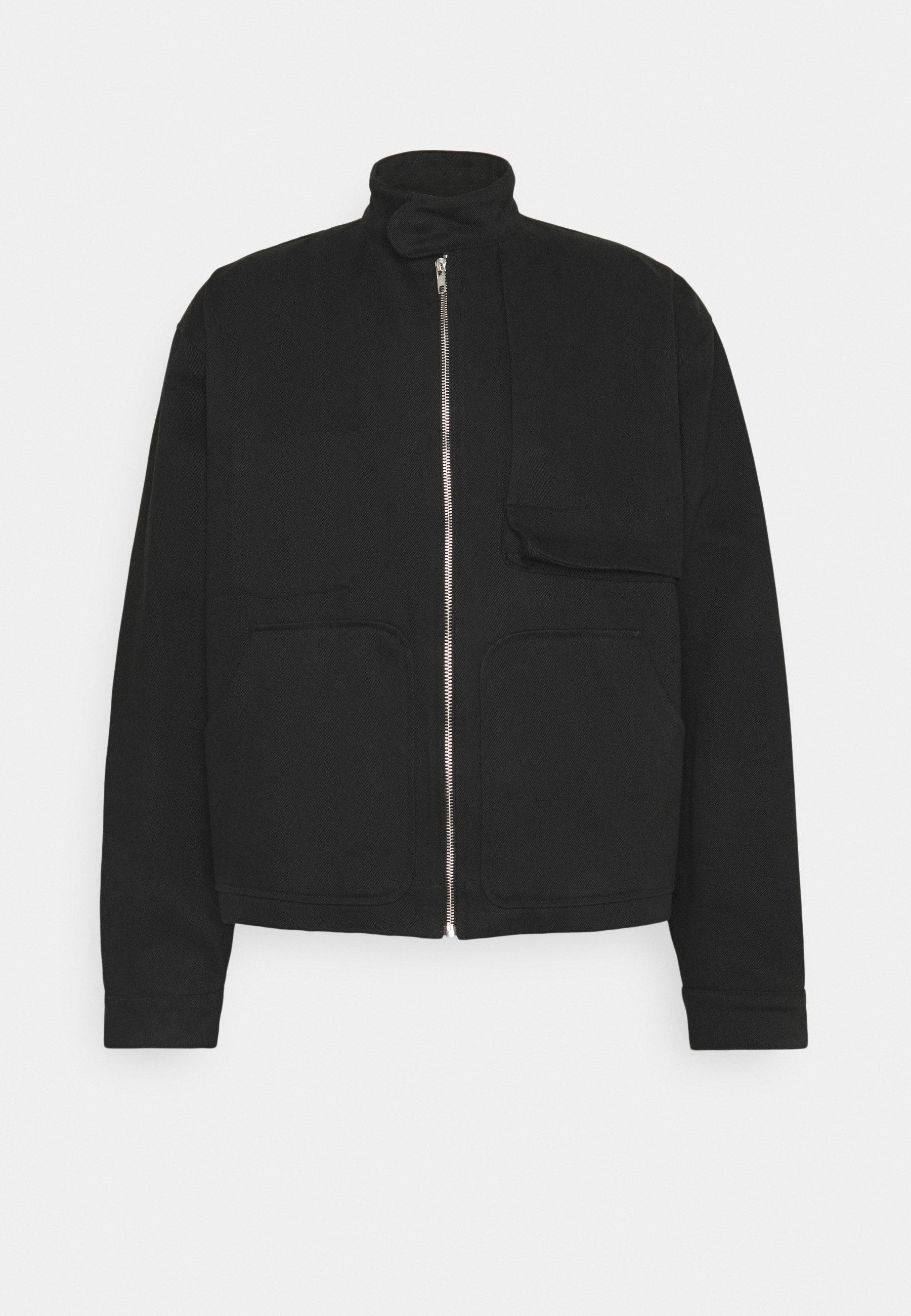 Men OVERSIZE ZIP JACKET - Summer jacket