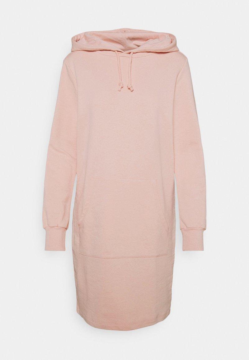 Dorothy Perkins - HOODY DRESS - Day dress - pink
