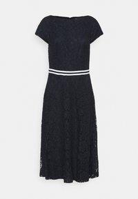 Lauren Ralph Lauren - AMBER SHORT SLEEVE DAY DRESS - Cocktail dress / Party dress - lighthouse navy - 5
