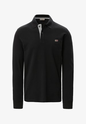 TALY - Polo shirt - black