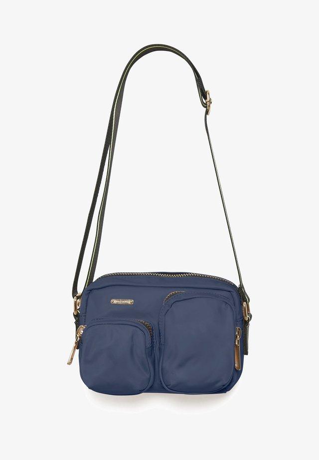 DONNAKB  - Across body bag - black iris
