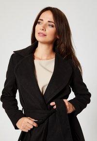 usha - Classic coat - black - 3