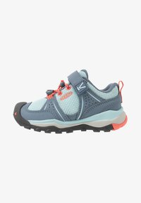 Keen - TERRADORA II SPORT - Hiking shoes - flint stone/coral - 1