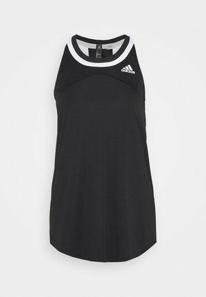 CLUB TANK - Treningsskjorter - black/white