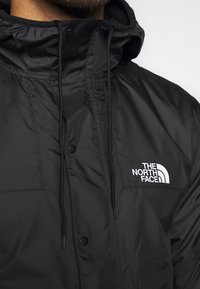 The North Face - SEASONAL MOUNTAIN  - Cortaviento - black/white - 4