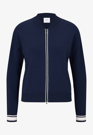 SOLEY - Zip-up hoodie - navy-blau