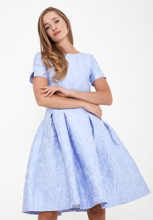 KRISTI - Day dress - hellblau