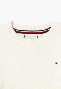 Tommy Hilfiger - TOMMY COLLEGIATE  - Trui - ivory petal - 3