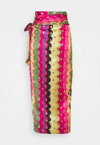 Never Fully Dressed Tall - MARBLE ARCH JASPRE - Pencil skirt - multi - 1