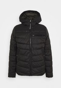 ATTACC QUILTED JACKET - Välikausitakki - black