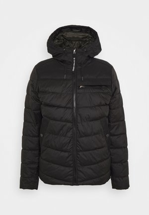 ATTACC QUILTED JACKET - Overgangsjakker - black
