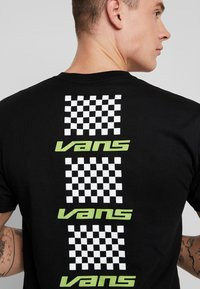 Vans - RACING REPEAT - T-Shirt print - black - 5