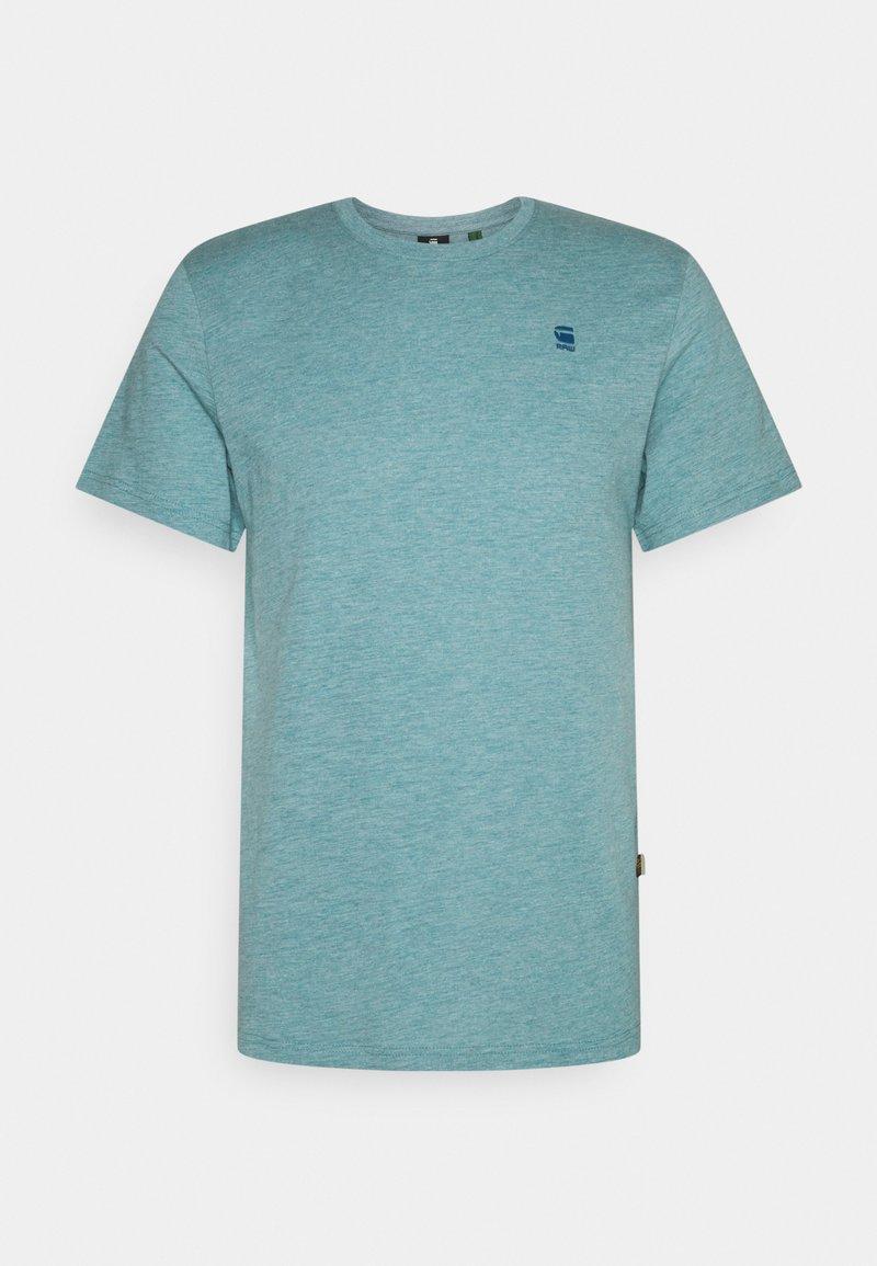 G-Star - BASE - T-shirt - bas - bright nickel