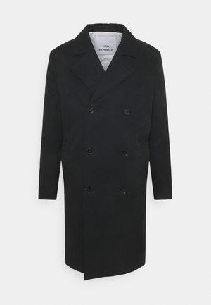 KERRY - Classic coat - black
