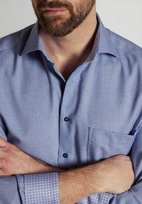 Eterna - COMFORT FIT - Shirt - blau - 2