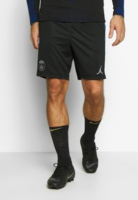 Nike Performance - PARIS ST GERMAIN  - Sportovní kraťasy - black/hyper cobalt/white - 0