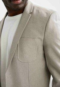 DeFacto - Blazer jacket - beige - 4