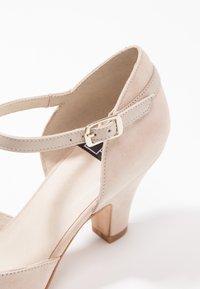LAB - Classic heels - sand - 2