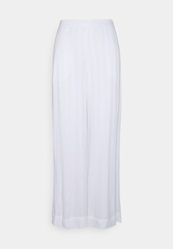 SLEEP PANT - Pyjamabroek - white