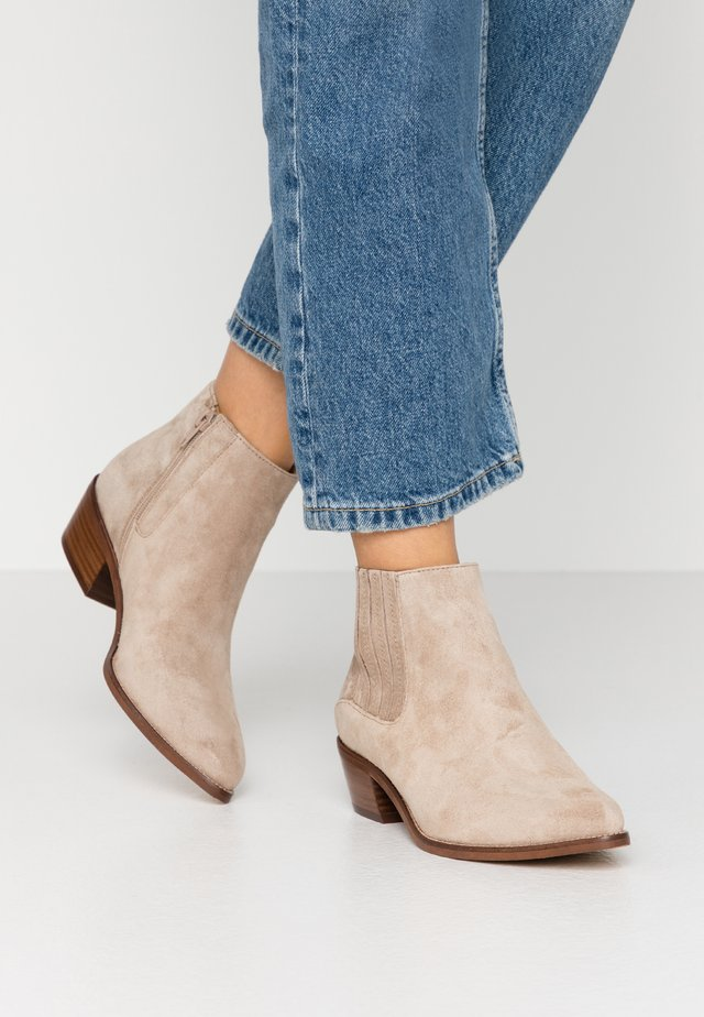 ROSE - Ankle boots - taupe