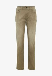 camel active - MIT STRETCH - Straight leg jeans - wood - 5