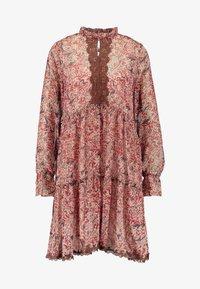 YAS - YASTURA DRESS - Day dress - port royale - 6