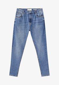 PULL&BEAR - Skinny džíny - light blue denim - 6