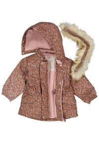 Wheat - MATHILDE TECH - Winter jacket - wood rose flowers - 4