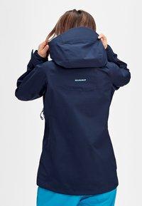 Mammut - Hardshell jacket - peacoat - 1