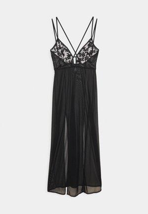 VIVIANA LONG CHEMISE - Noční košile - black